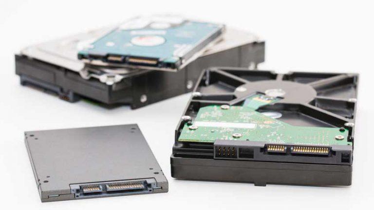 Festplatten für Backups